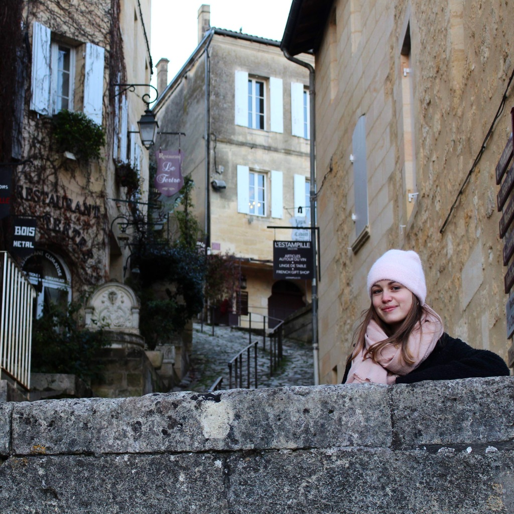 Saint-Emilion Le temps d'un week-end