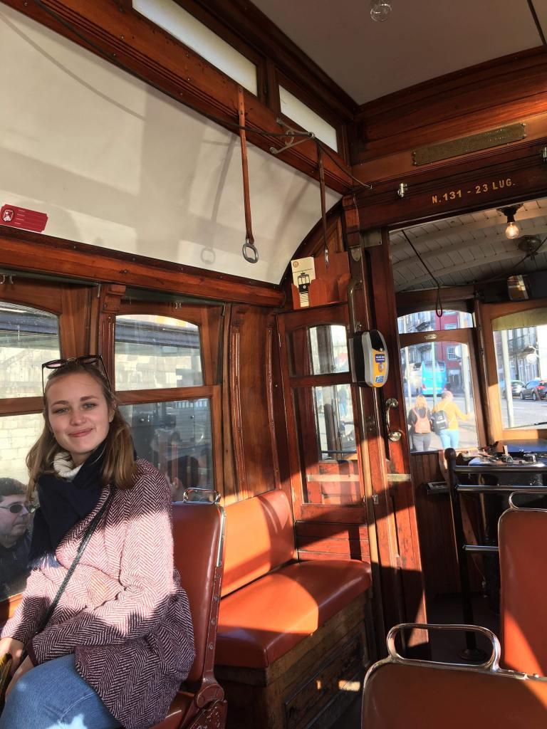 Tramway ligne 1 Porto