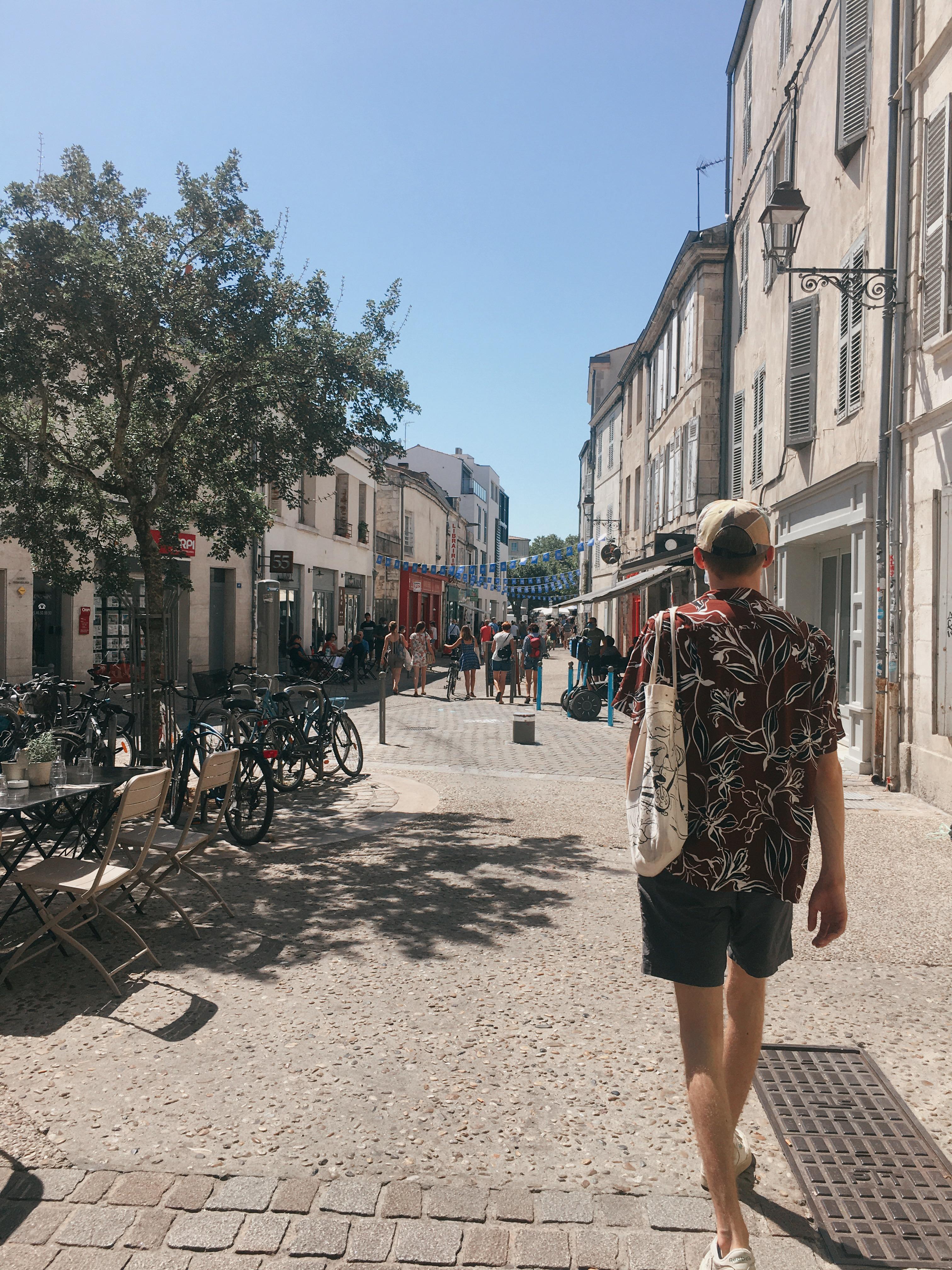 rue saint nicolas la rochelle