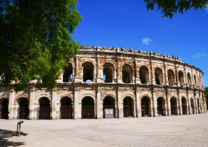 Visiter Nîmes en unweek-end